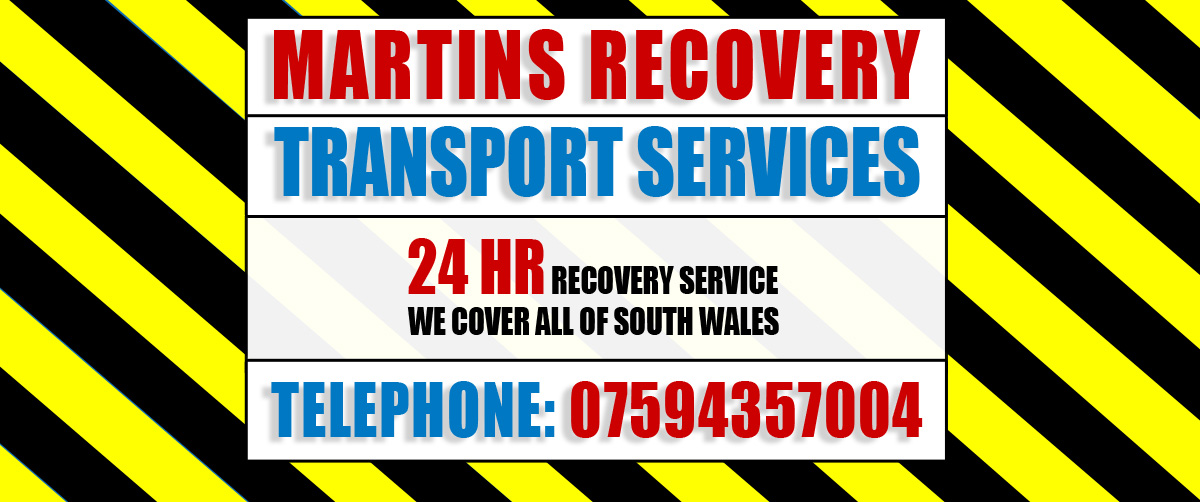 Martins Recovery Transport Services 24 Hour Recovery Service