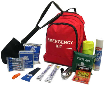 Image of an Emergency Kit for Vehicles