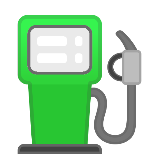 A Graphical Illustration of a Vehicle Fuel Pump